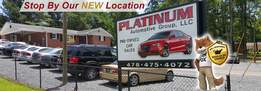 Platinum Automotive Group Llc Call 478 475 4072 For