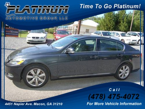 2008_Lexus_GS350_AWD_Sedan_80015487_1
